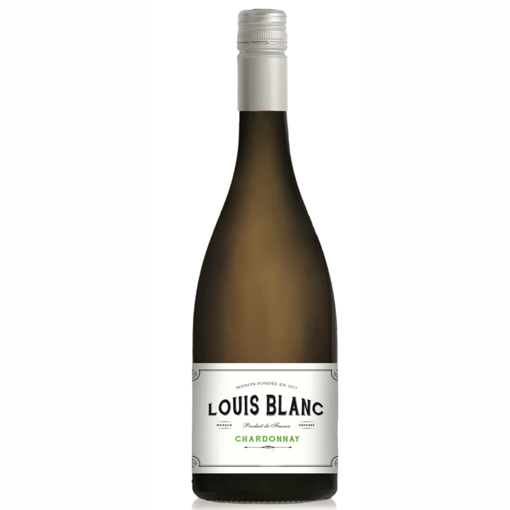 "Louis Blanc  ""Chardonnay"" – Pays d'Oc"