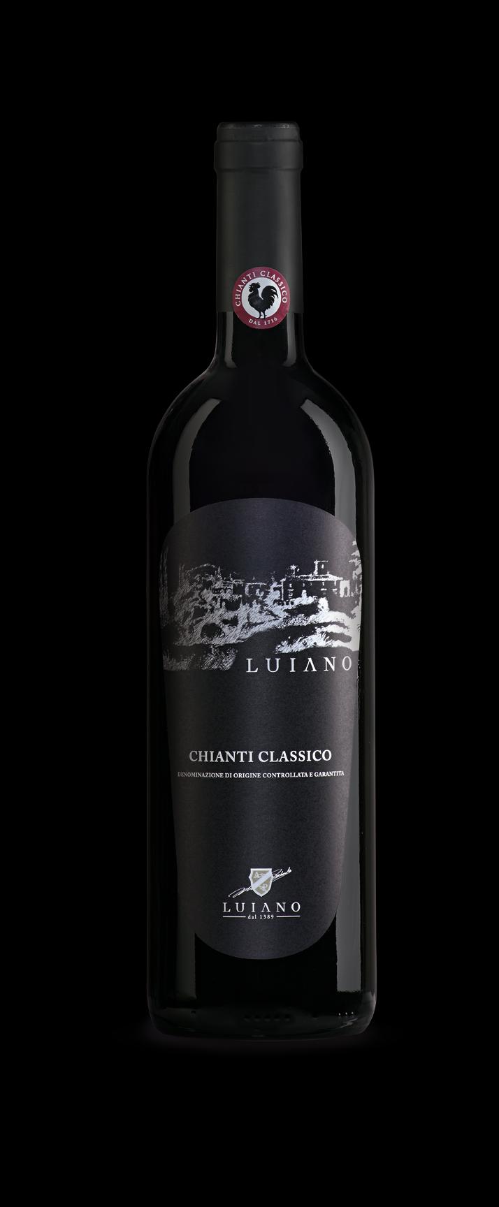 Luiano – Chianti Classico DOCG – Gallo Nero