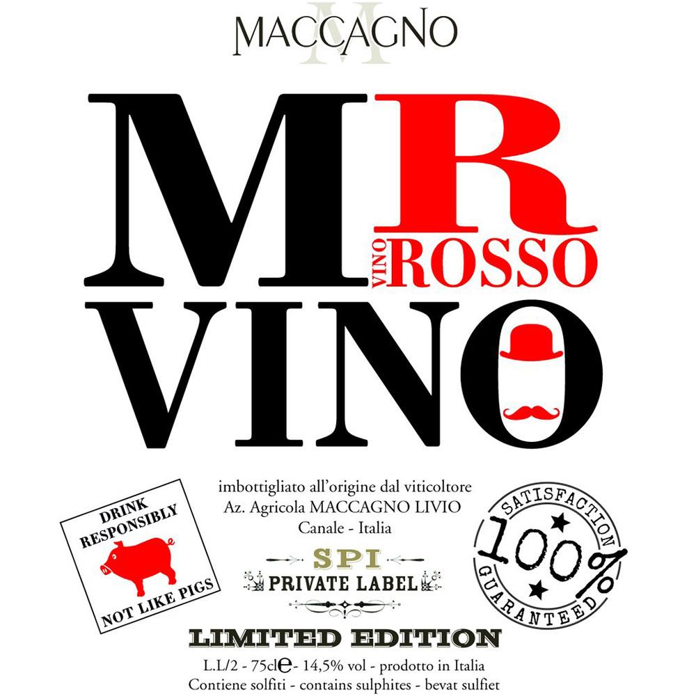 Maccagno – Mr Vino Rosso